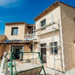 Renovation facade Villa Nice (14)